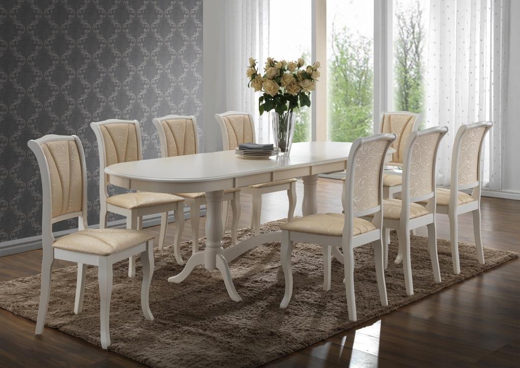 стол и стулья для гостиной идеи