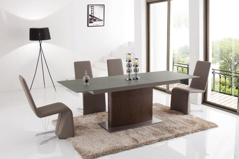 стол и стулья для гостиной модерн