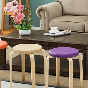 столы и стулья для гостиной виды дизайна