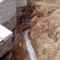 43691 Отвод воды от фундамента: обустройство наружных и подземных дренажных систем