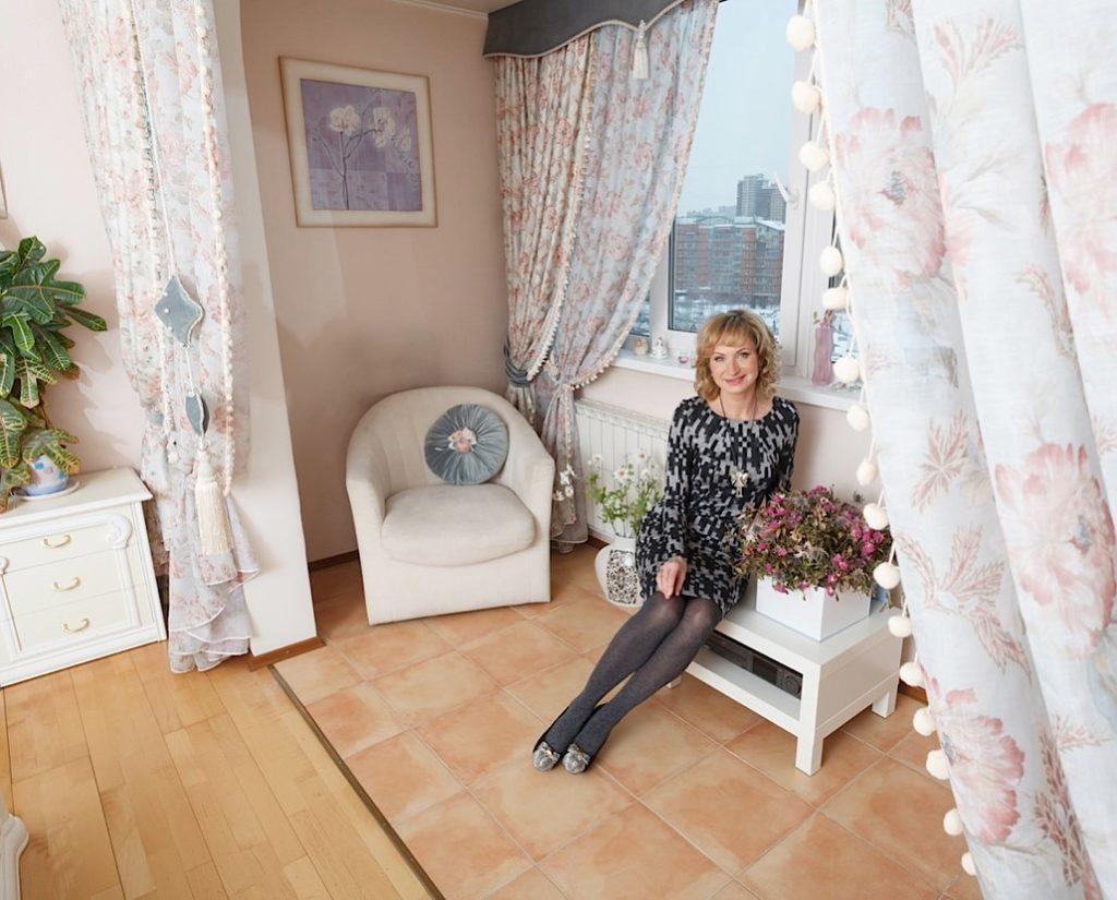 Дом актрисы театра и кино Ольги Прокофьевой