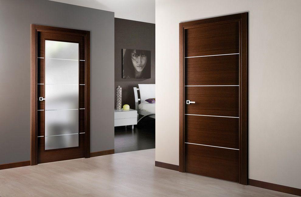 42991 Современные двери с ПВХ покрытием – надежность и красота