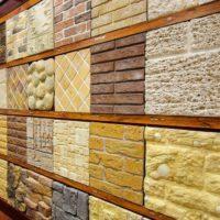 42866 Выбор облицовочных панелей для отделки фасада своего дома
