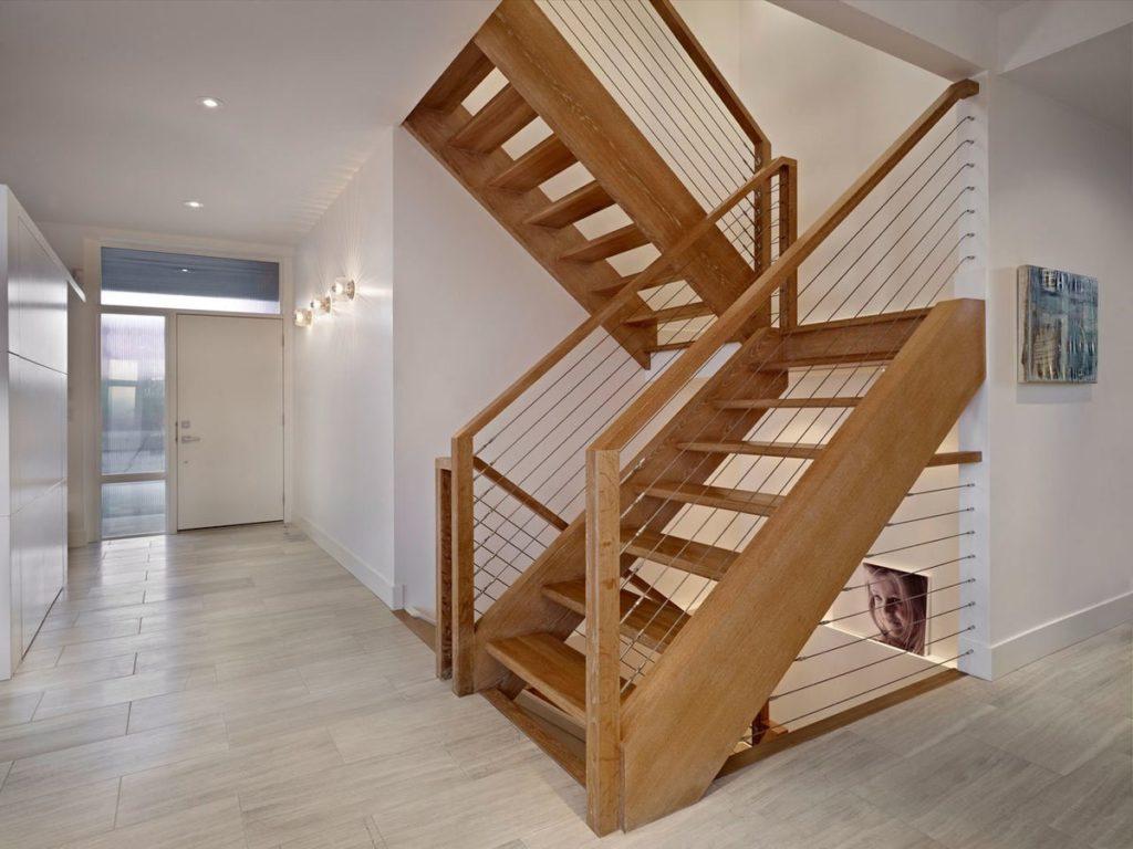Маршевые лестничные конструкции: их преимущества, что необходимо соблюдать при расчётах