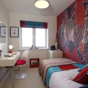 детская комната 10 кв м идеи дизайн