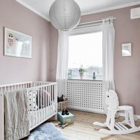 детская комната 10 кв м фото декора