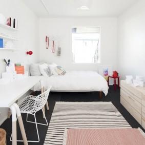 детская комната 10 кв м идеи оформление