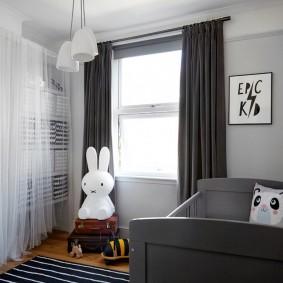 детская комната 10 кв м идеи оформления