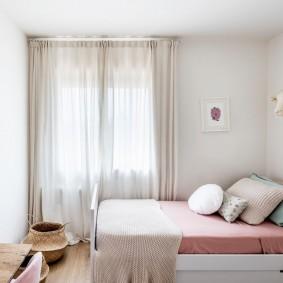детская комната 10 кв м варианты фото