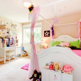 детская комната 10 кв м виды
