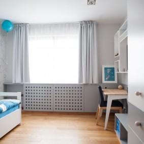 детская комната 10 кв м обзор