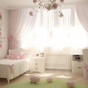 детская комната 10 кв м виды дизайна