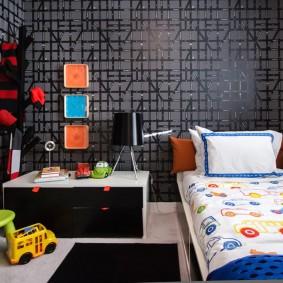 детская комната 10 кв м фото идеи