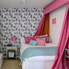 детская комната 10 кв м дизайн