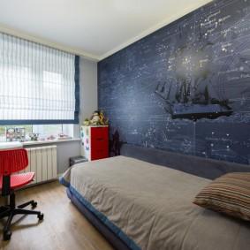 детская комната 10 кв м идеи декор