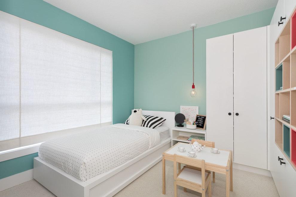 детская комната 10 кв м минимализм