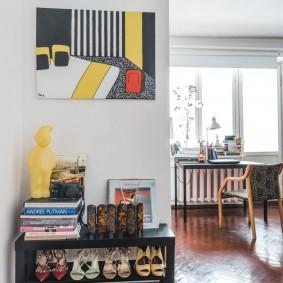 двухкомнатная квартира хрущёвка идеи дизайн