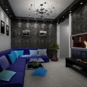 двухкомнатная квартира хрущёвка варианты идеи