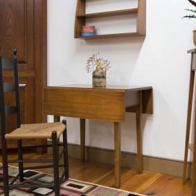 стол книжка для гостиной идеи фото