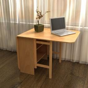 стол книжка в гостиной варианты идеи