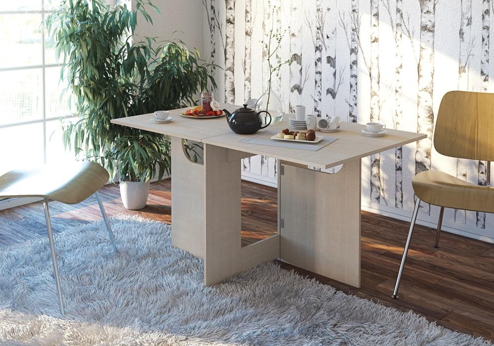 стол книжка в гостиной дизайн