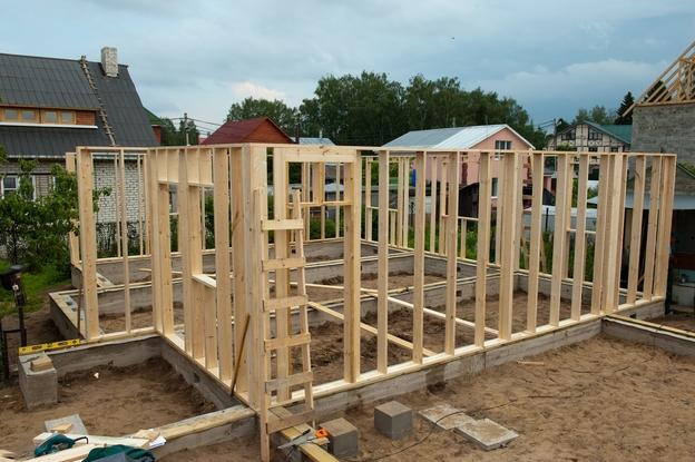 43932 Строительство каркасного дома