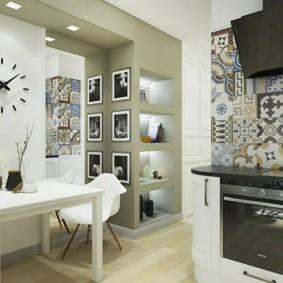 уютная квартира дизайн