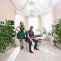 44123 Как выглядит особняк Юлии Ковальчук и Алексея Чумакова