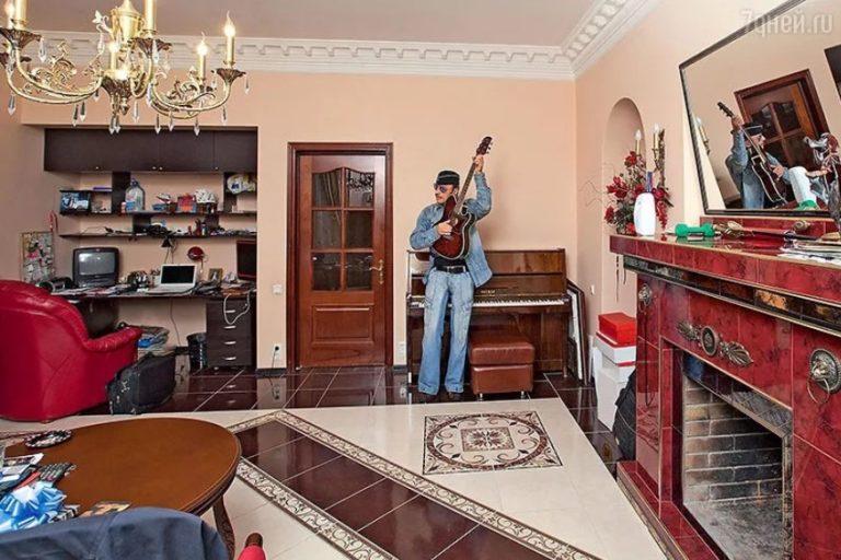 44166 Недвижимость Михаила Боярского во всей красе
