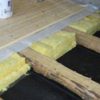 44148 Утепление пола в деревянном доме: способы ведения работ и применяемые материалы