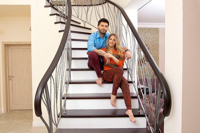 Как выглядит особняк Юлии Ковальчук и Алексея Чумакова