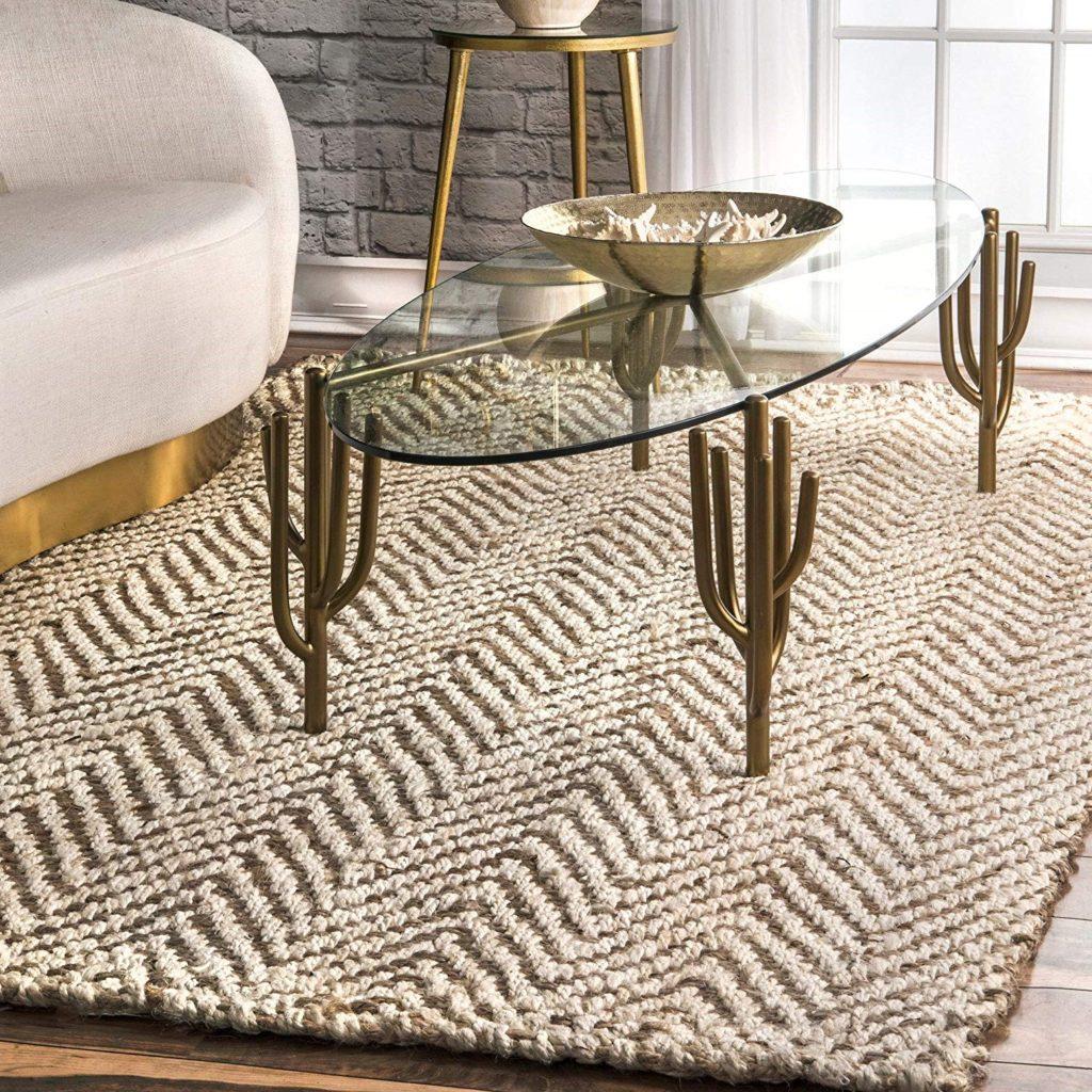 Циновки: разновидности ковриков и их применение в оформлении интерьера