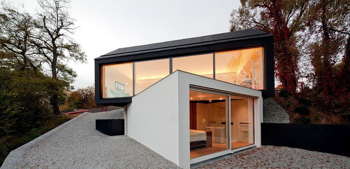 44238 Двухуровневый дом-студия из Германии