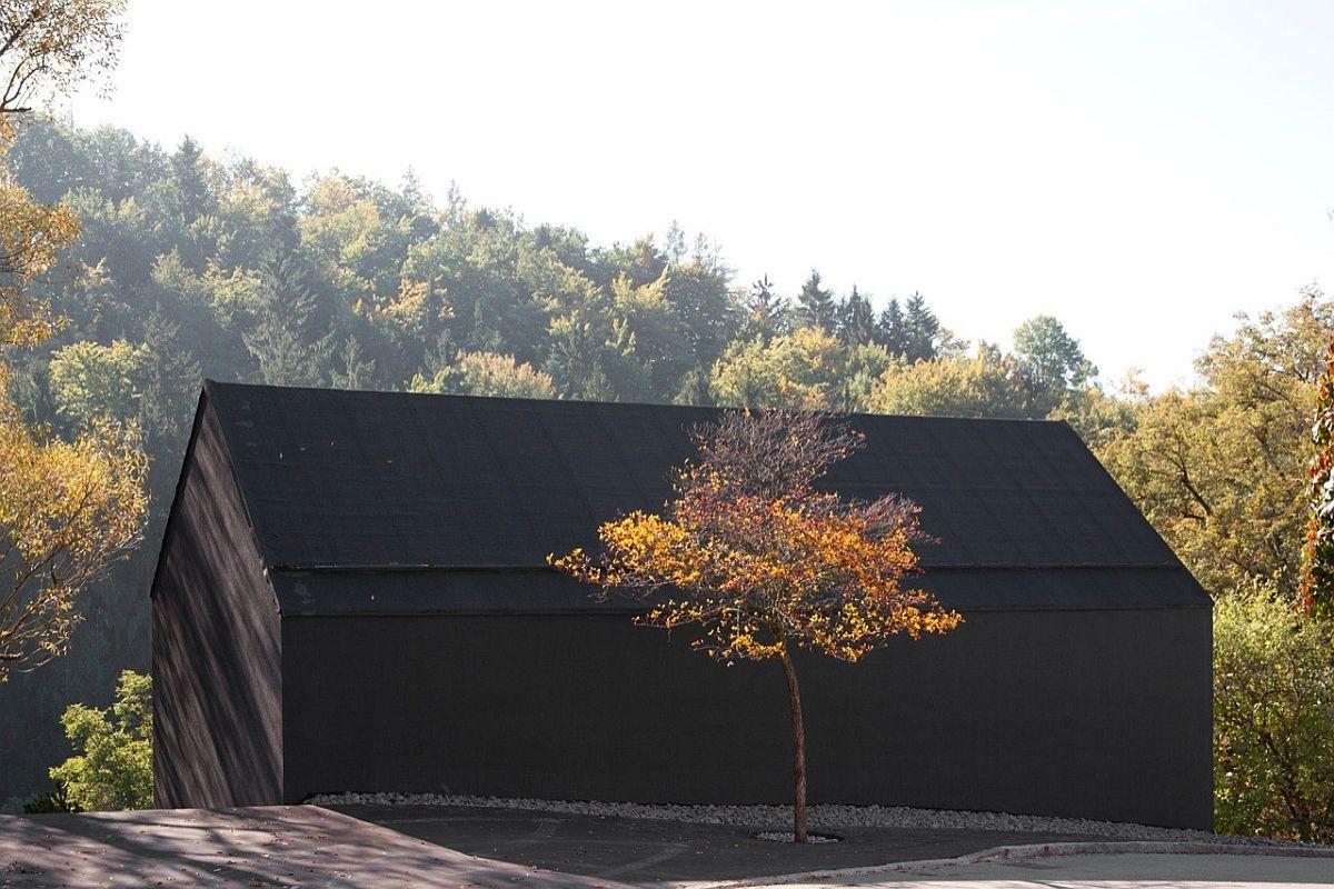 экстерьер дома в современном стиле