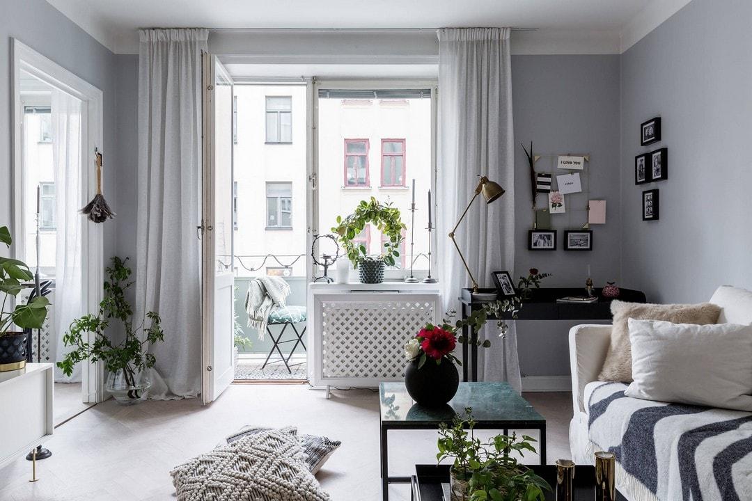 дизайн квартиры в французском стиле