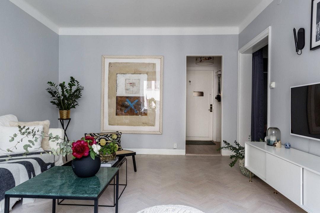 ремонт квартиры в французском стиле