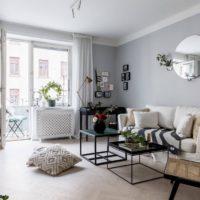 44314 Как обыграть небольшую квартирку в французском стиле