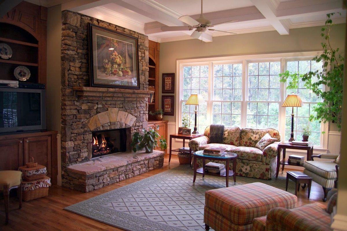 45008 10 вещей для создания уютной атмосферы в гостиной