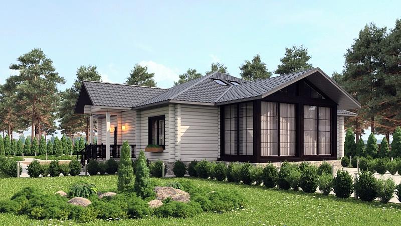 44579 Строительство загородного дома - самостоятельно или с архитектурным бюро?