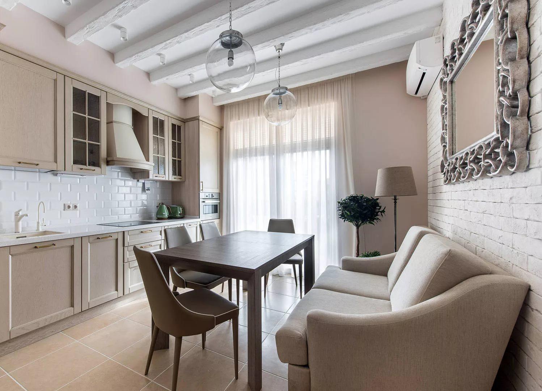 Как выбрать современный диван на кухню