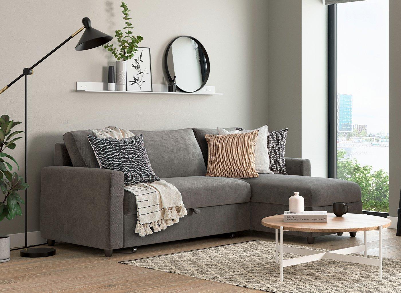 45092 Куда поставить угловой диван в квартире