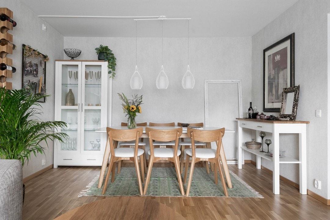 дизайн квартиры светлые тона