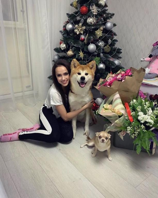 Дом победительницы Олимпиады-2018 Алины Загитовой