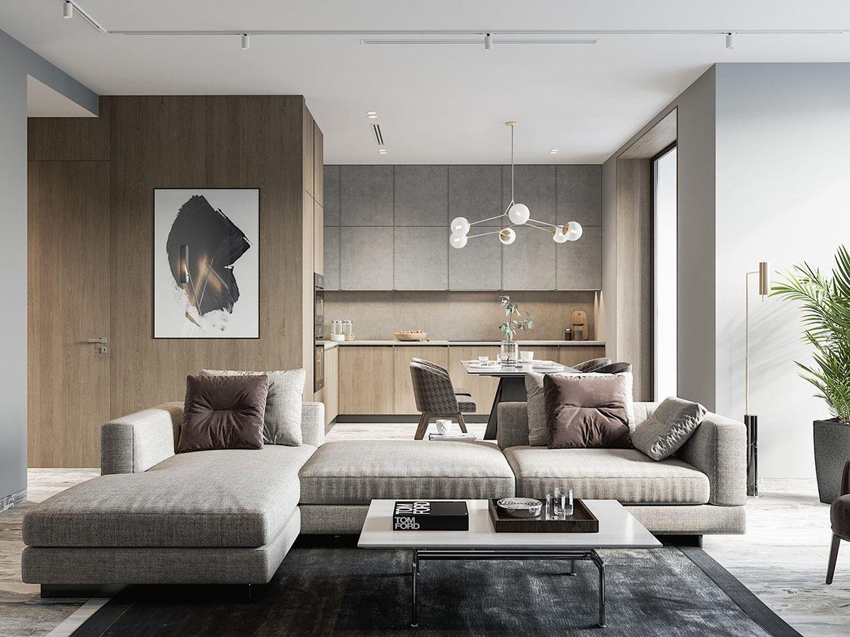 46579 Дизайн квартиры: 33 идеи