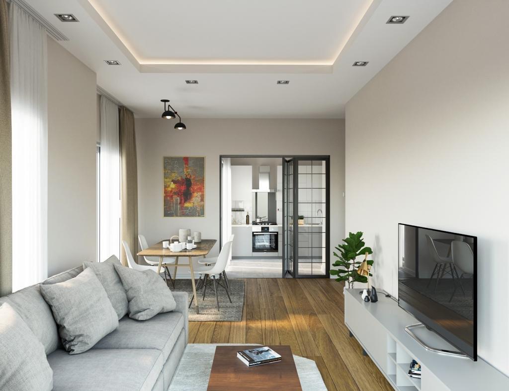 супер дизайн квартиры