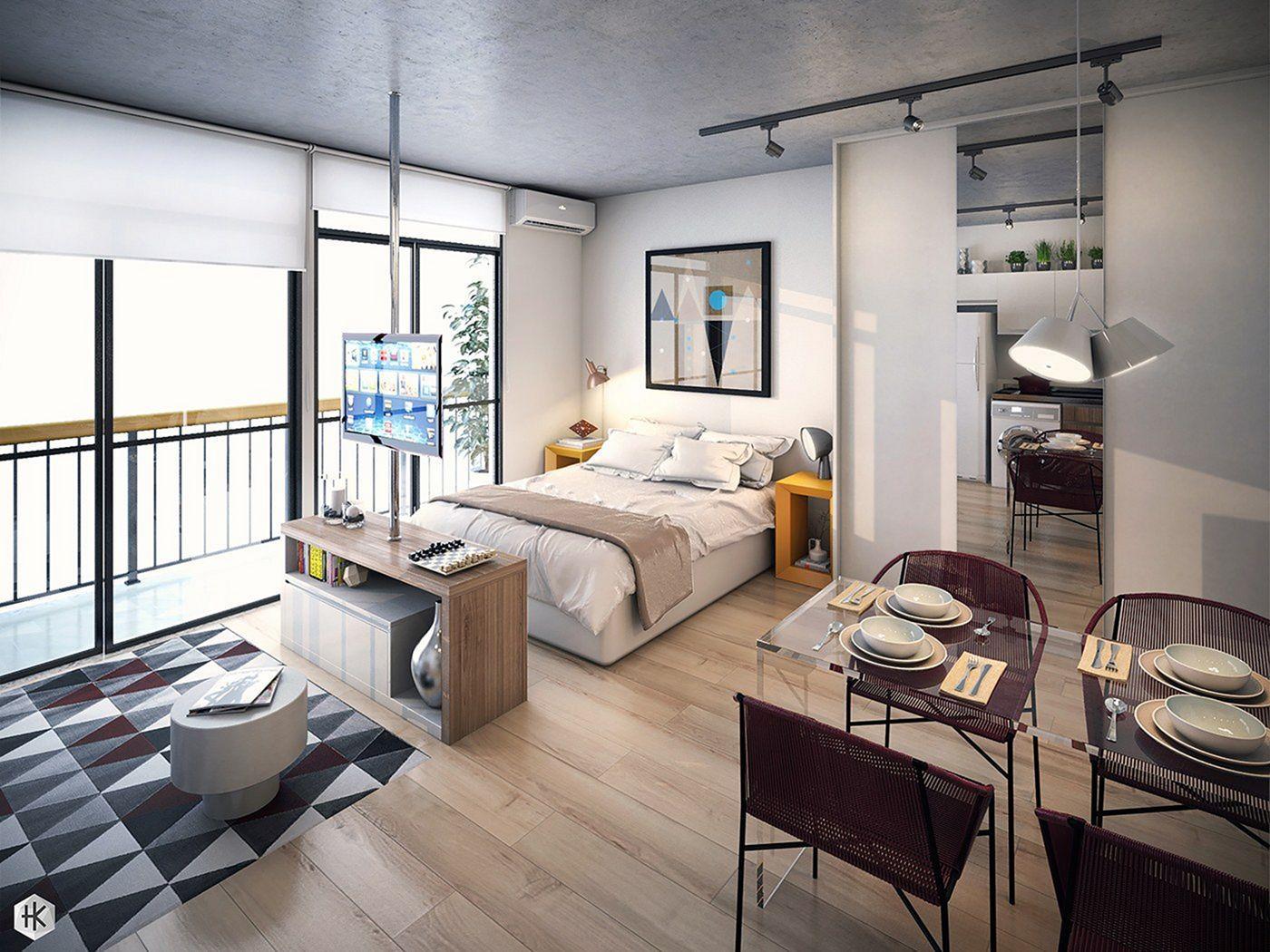 дизайн квартиры зал