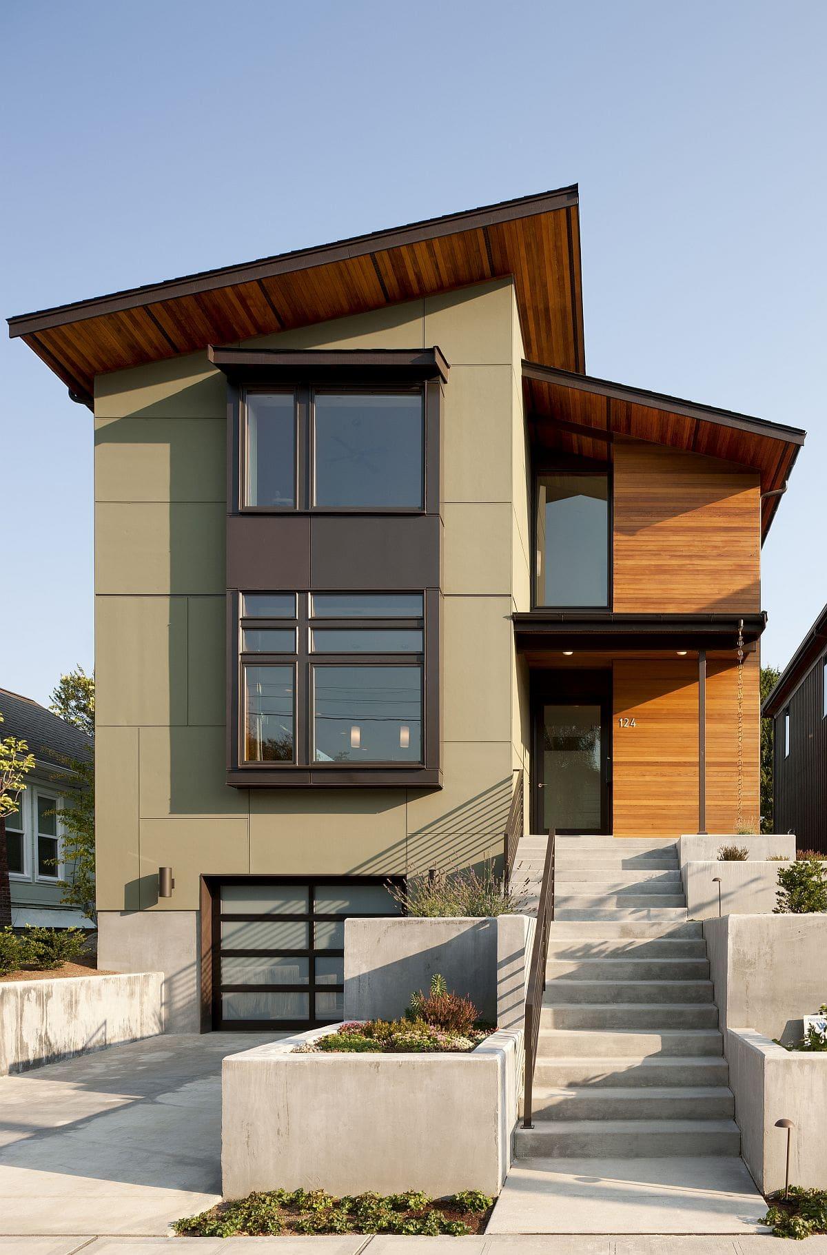 Американская мечта в современной архитектуре