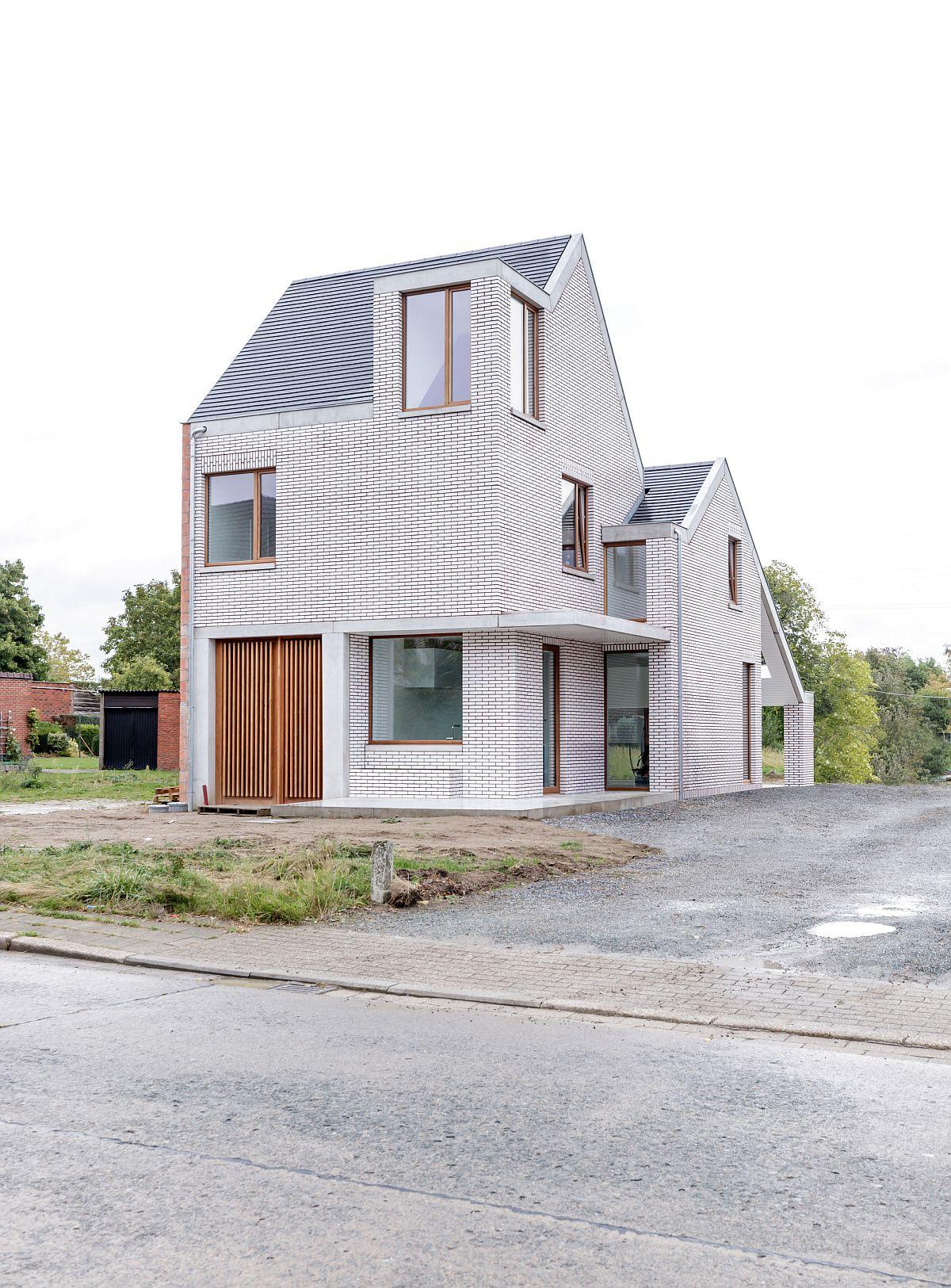 дизайн дома снаружи фото