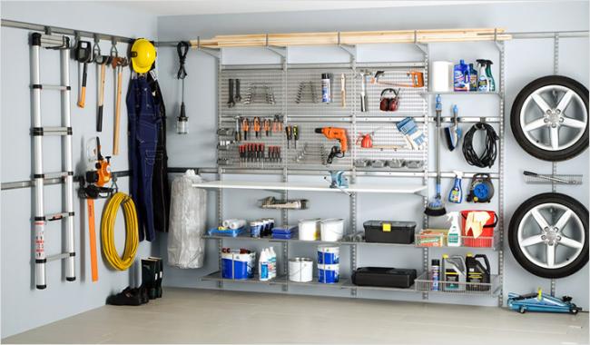 46392 Как правильно обустроить гараж?