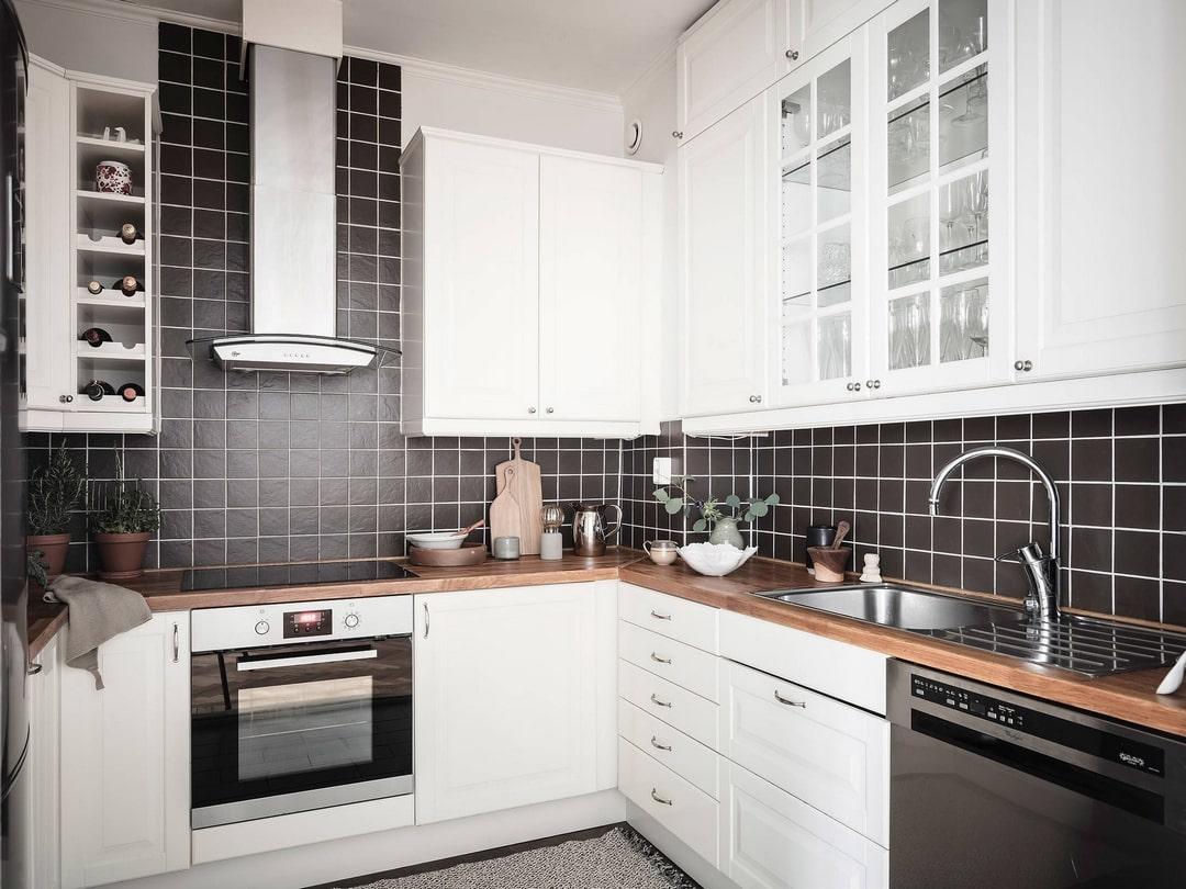 46825 Дизайн кухни — уникальный и многогранный